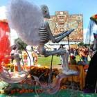 Megaofrenda 2014. Festival universitario de día de muertos